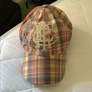 Madras Baseball Cap
